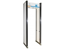 18 zones Large Screen LCD Walk Through Metal Detector JKDC-500C