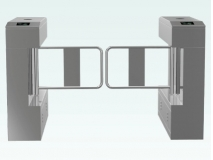 Security Access Control System Automatic  Swing Barrier