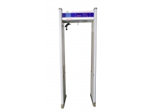 Large LCD Screen Walk Through Metal Detector JKDC-800A