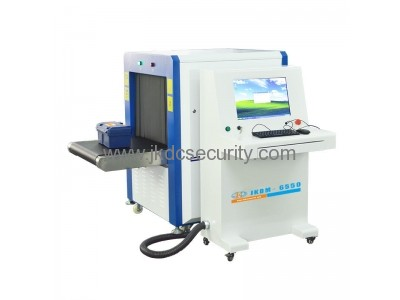 Widely Used X-ray Baggage Scanner Equipmentin Security Exhibition JKDM-6550