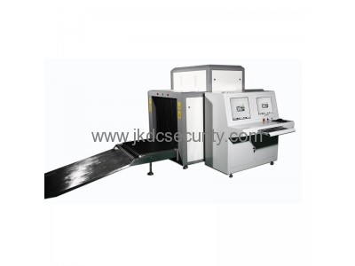 Professional X Ray Baggage Scanner With 1000mm X 1000mm Tunnel size JKDM-100100