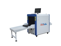 Widely Used X-ray Baggage Scanner Equipment in Security Exhibition JKDC-6550C