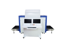 Airport X Ray Cargo Scanner With Two Generator 100*80 Tunnel Size Bulk Cargo JKDC-10080D