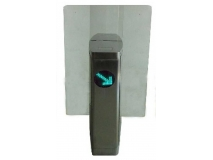 Access Control System High Security Full Height Sliding Gate JKDC-106A
