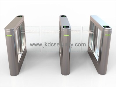 Luxurious high speed swing barrier gate JKDC-JD200